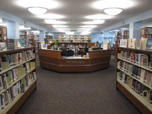 main library reference desk